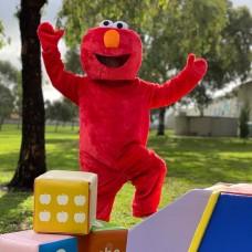 Elmo Birthday Package