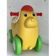 Kids Ride-on Toy - Yellow Dog