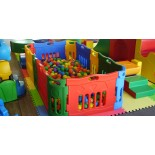 MEDIUM plastic ball pit