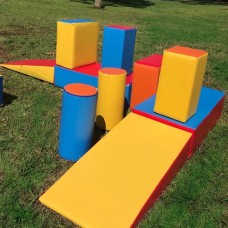 Soft Play Blocks - 10pcs