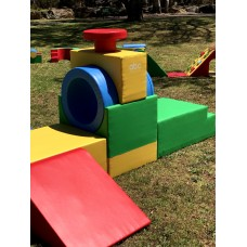 LARGE playgound tunnel set