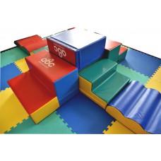 Stair Set - Soft Blocks