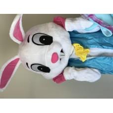 Easter bunny mascot
